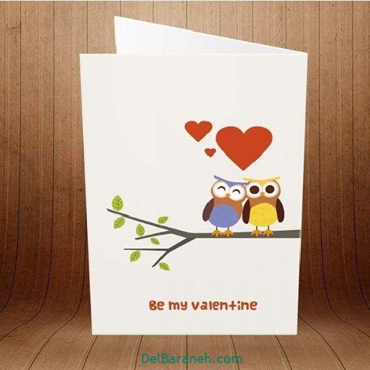کارت پستال ولنتاین (۳۰)