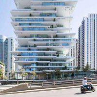 معماری برج تراس بیروت – لبنان معماران Herzog & de Meuron