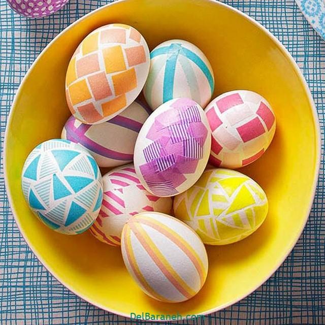 تخم مرغ فانتزی هفت سین (۱۳)