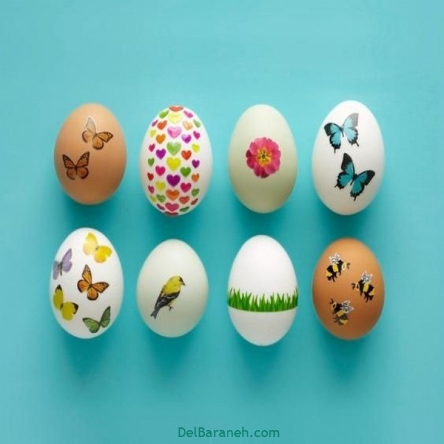 Decorating Easter Eggs IdeasNo Dye Easter Egg Decorating Ideas Be Cool Eggs And Real Simple