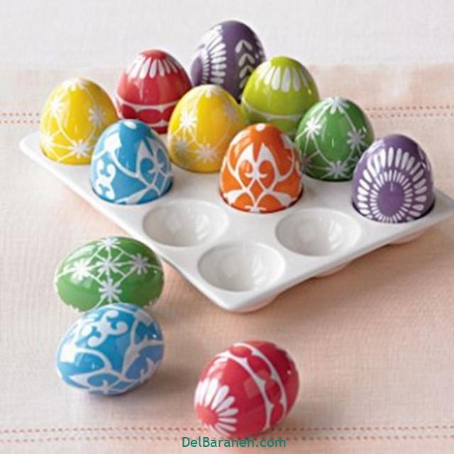 تخم مرغ فانتزی هفت سین (۱۸)