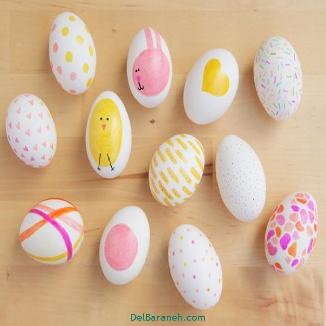 تخم مرغ فانتزی هفت سین (۲)