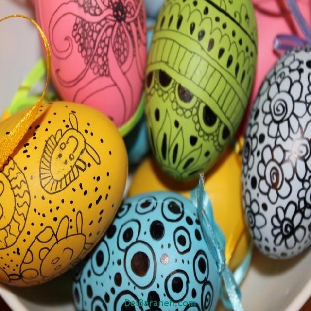 تخم مرغ فانتزی هفت سین (۲۴)