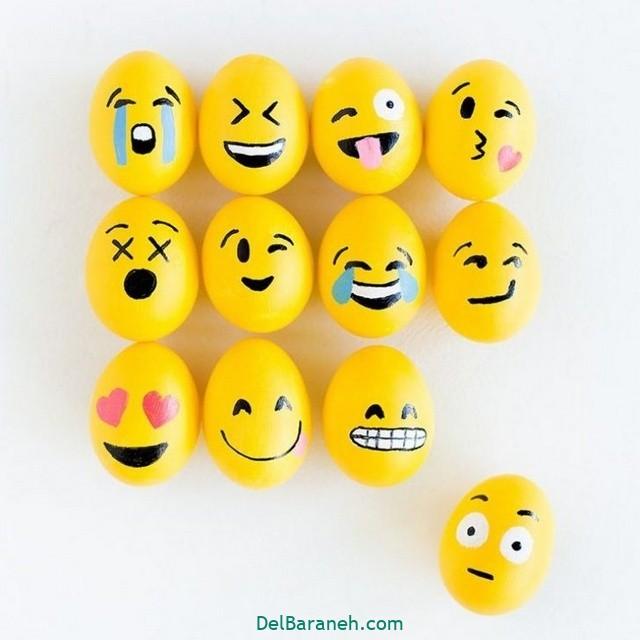 تخم مرغ فانتزی هفت سین (۷)
