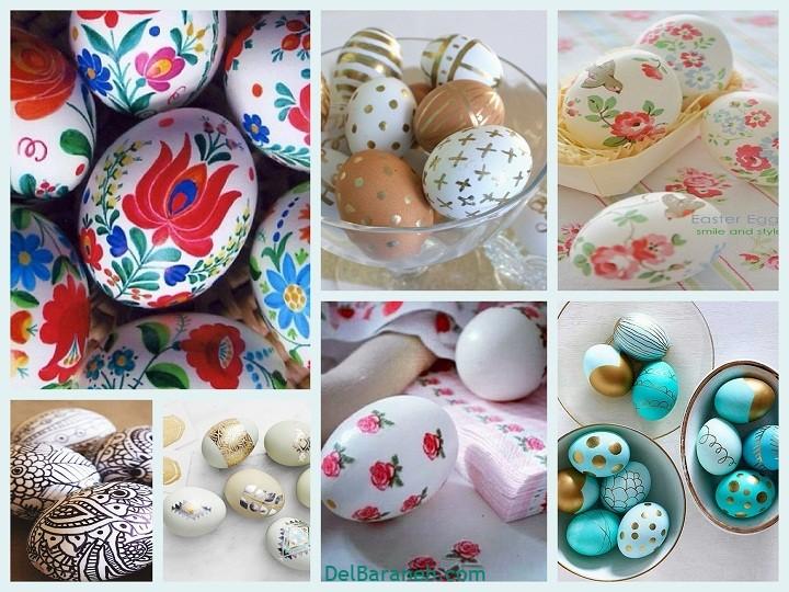 تزیین تخم مرغ (۱)