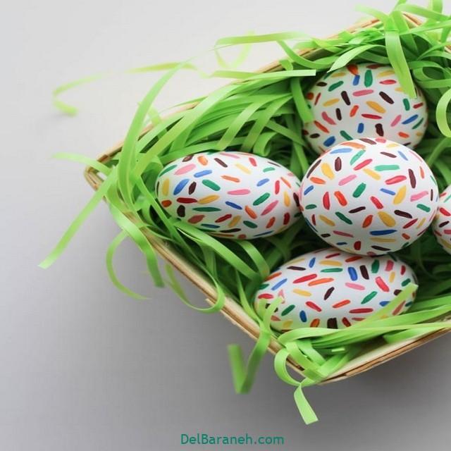 تزیین تخم مرغ (۱۰)