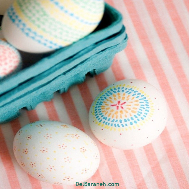 تزیین تخم مرغ (۱۴)