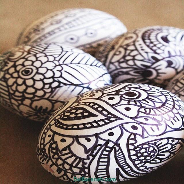 تزیین تخم مرغ (۲۲)