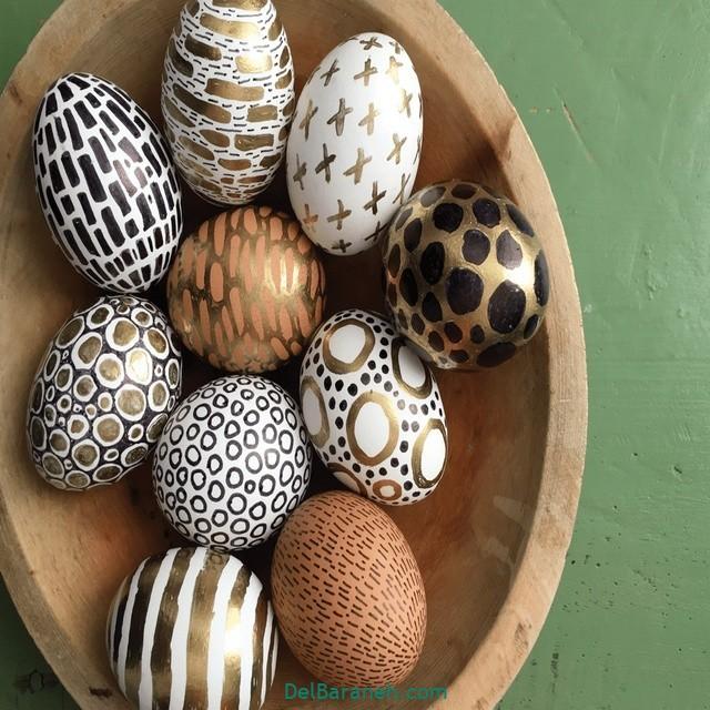 تزیین تخم مرغ (۲۳)