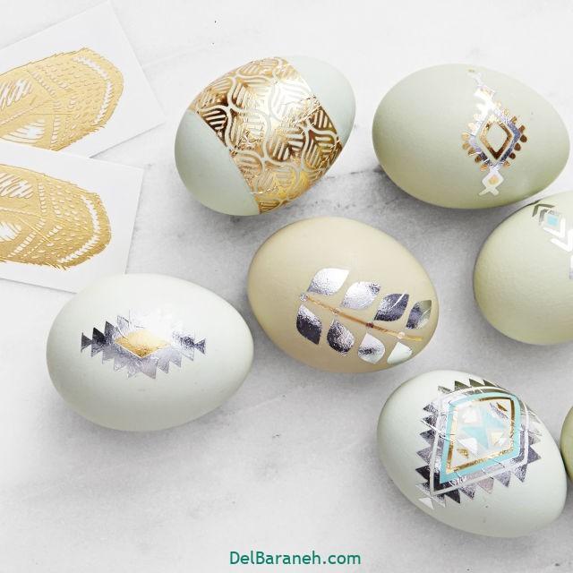 تزیین تخم مرغ (۲۵)