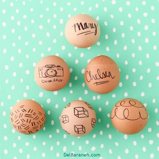 تزیین تخم مرغ (۲۷)
