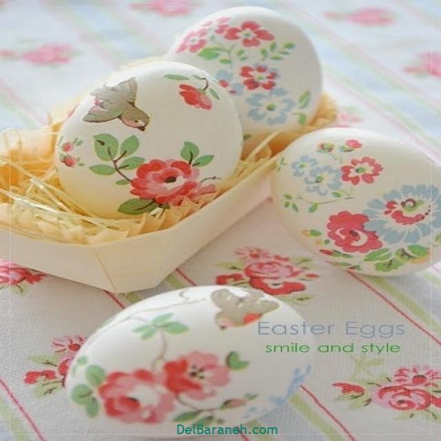 تزیین تخم مرغ (۳)