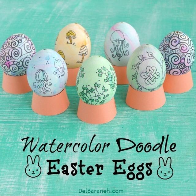 تزیین تخم مرغ (۳۰)
