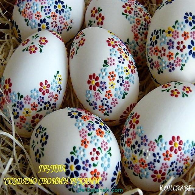 تزیین تخم مرغ (۴)