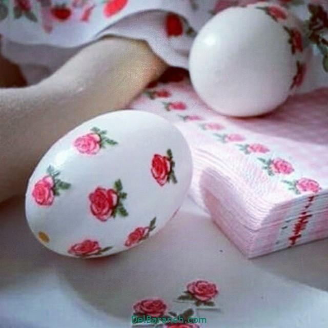تزیین تخم مرغ (۸)