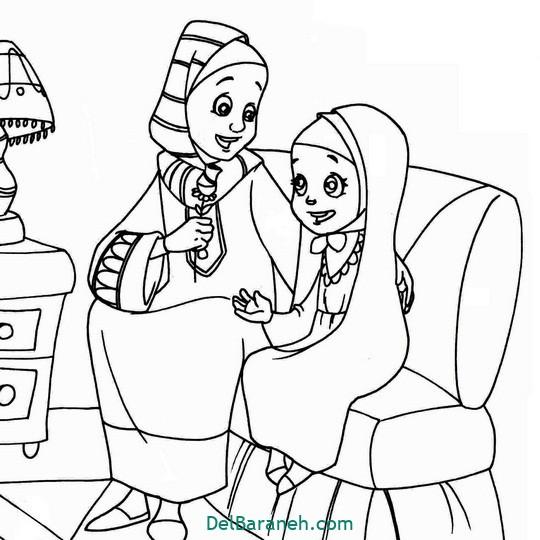 رنگ آمیزی روز مادر (۱)