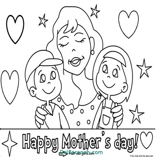 رنگ آمیزی روز مادر (۱۷)