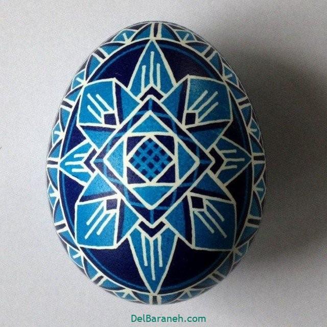رنگ کردن تخم مرغ (۱۲)