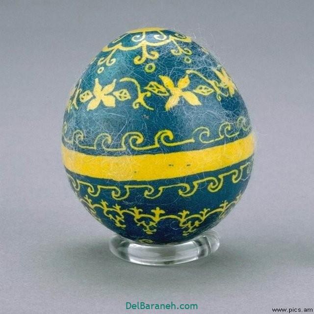 رنگ کردن تخم مرغ (۱۴)