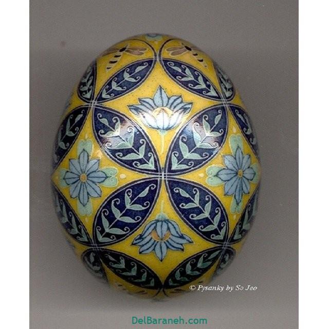 رنگ کردن تخم مرغ (۱۶)