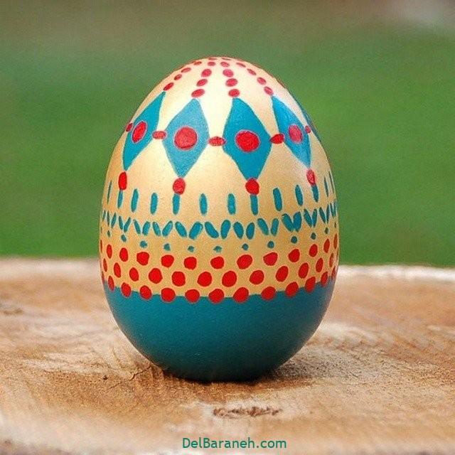 رنگ کردن تخم مرغ (۱۸)
