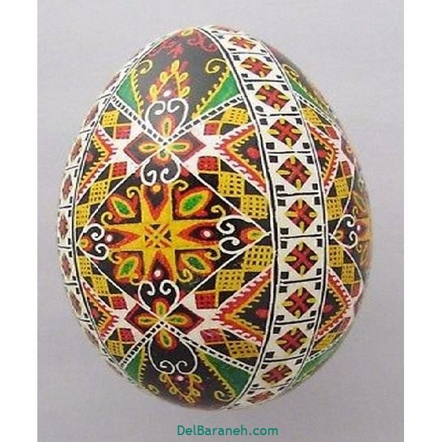 رنگ کردن تخم مرغ (۲۶)