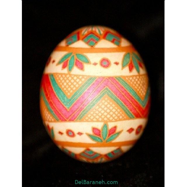 رنگ کردن تخم مرغ (۲۸)