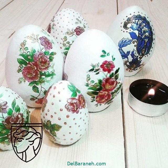 رنگ کردن تخم مرغ (۴۳)