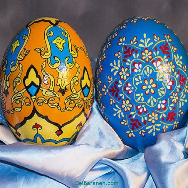 رنگ کردن تخم مرغ (۴۴)