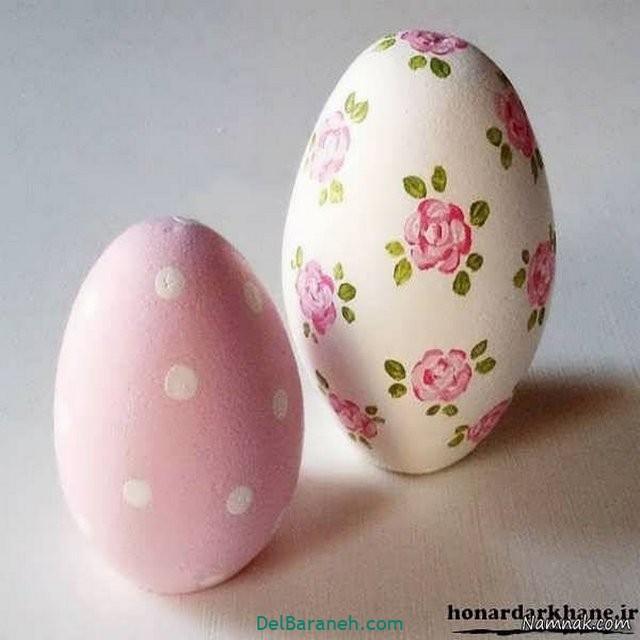 رنگ کردن تخم مرغ (۴۵)