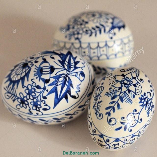 رنگ کردن تخم مرغ (۴۶)