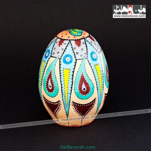 رنگ کردن تخم مرغ (۴۸)