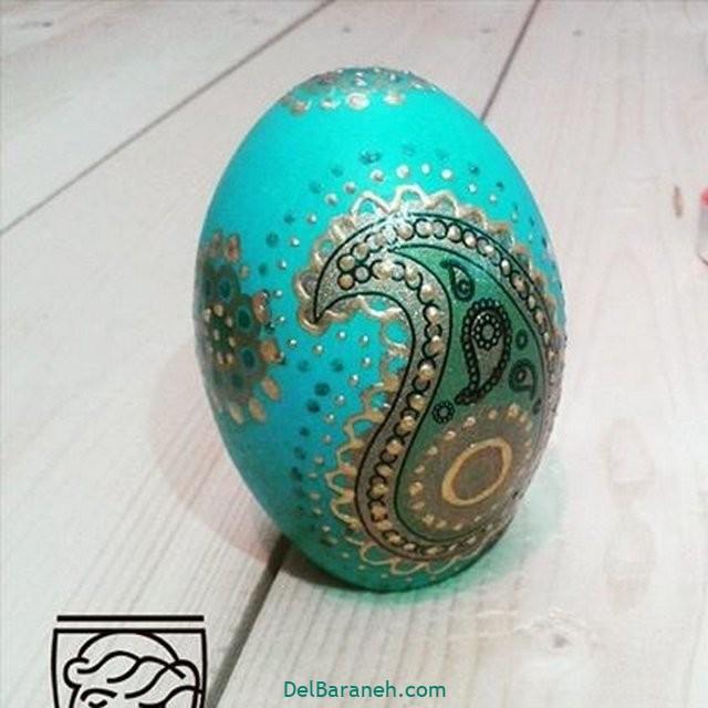 رنگ کردن تخم مرغ (۵۰)