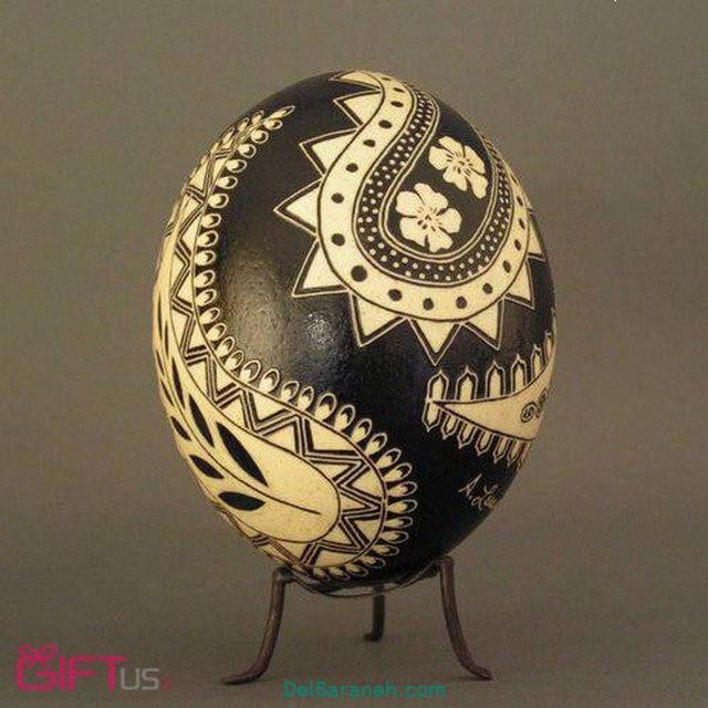 رنگ کردن تخم مرغ (۶)