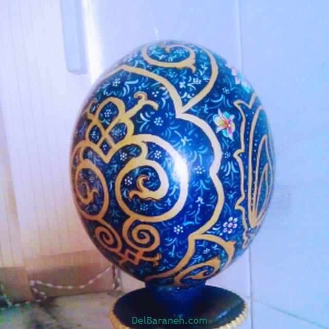 رنگ کردن تخم مرغ (۹)