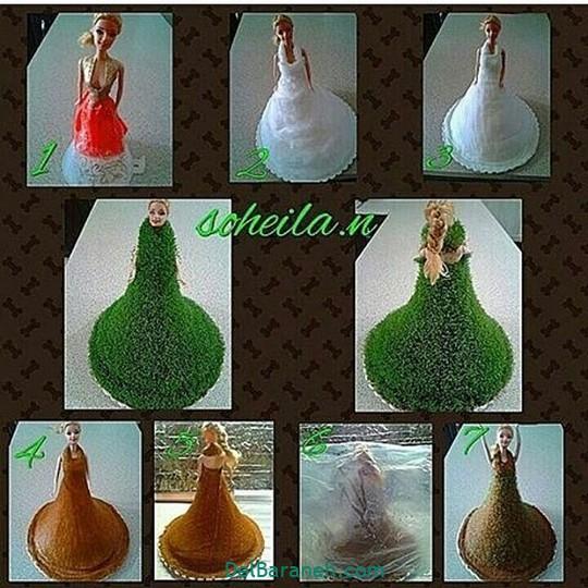 سبزه عید با خاکشیر (۱)