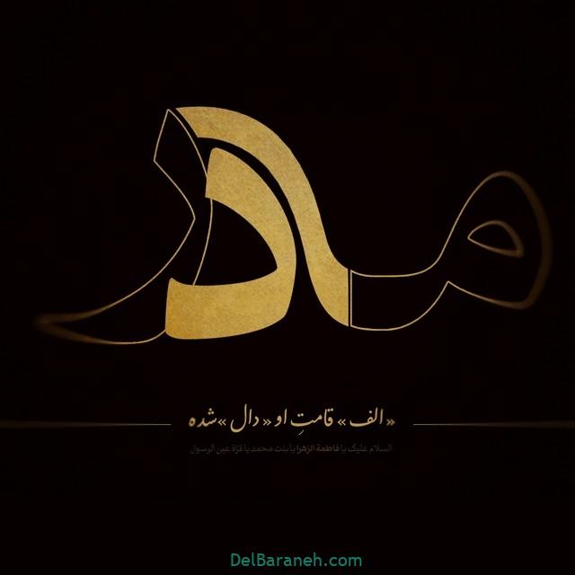 عکس شهادت حضرت زهرا (۴)