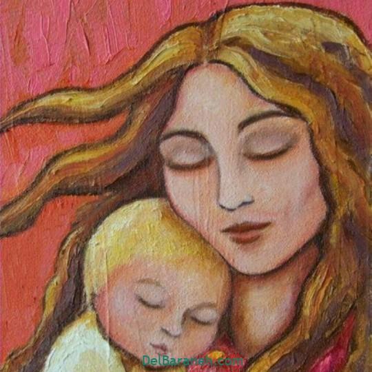 عکس نوشته روز مادر (۲۲)