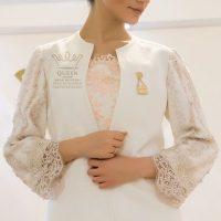 مانتو تازه عروس | ۳۰ مدل مانتو شیک مجلسی مناسب تازه عروس ها
