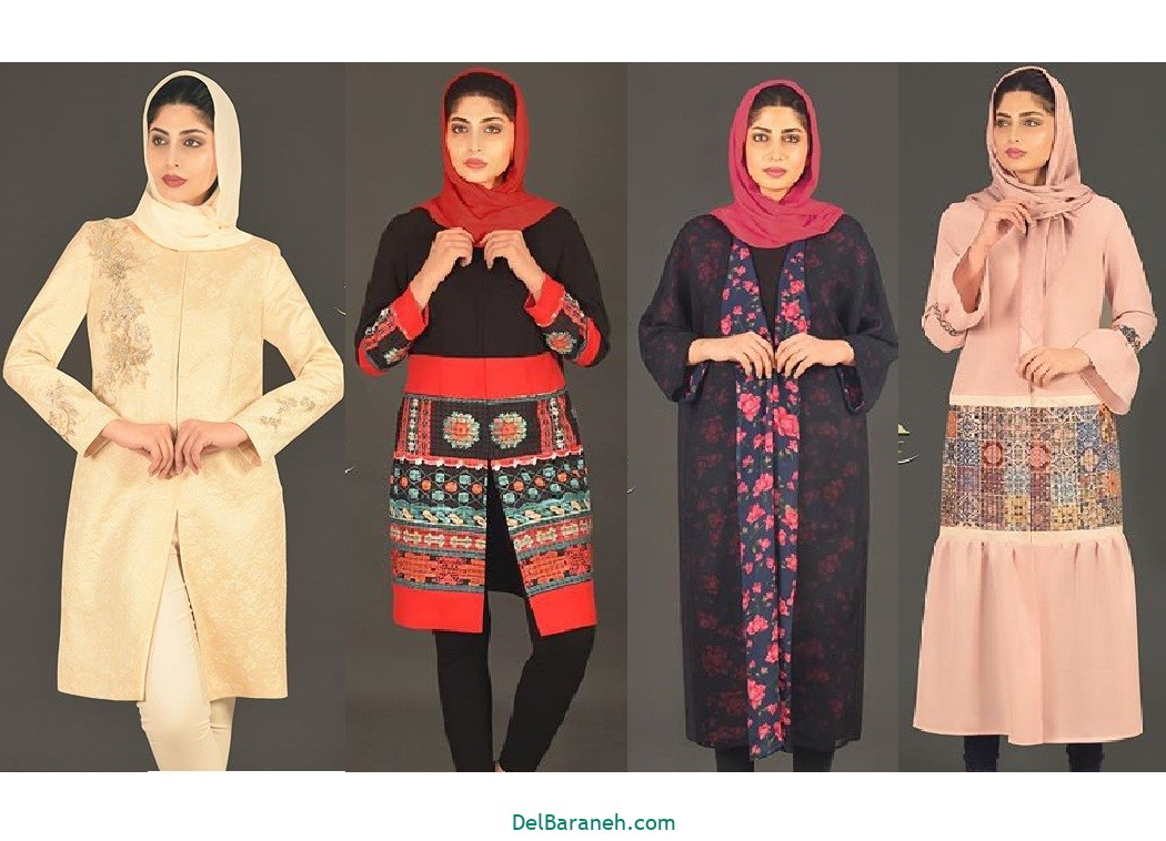 مدل مانتو برای عید (۱)
