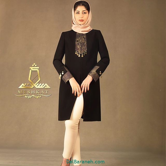 مدل مانتو برای عید (۱۲)