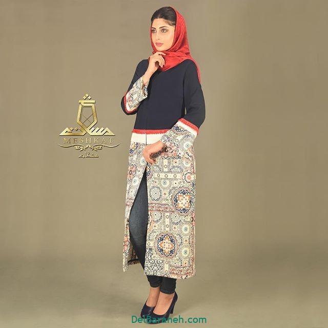 مدل مانتو برای عید (۱۴)