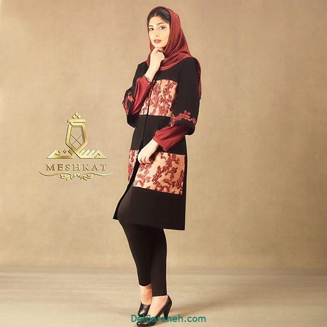 مدل مانتو برای عید (۳)