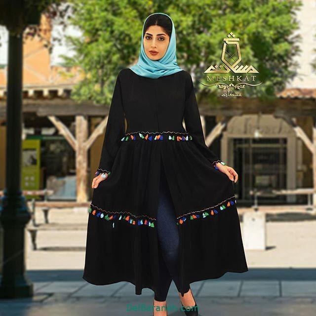 مدل مانتو برای عید (۳۵)
