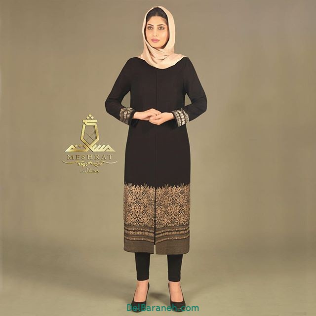مدل مانتو برای عید (۸)