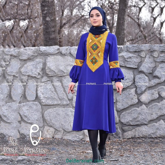 مدل مانتو عید (۳)