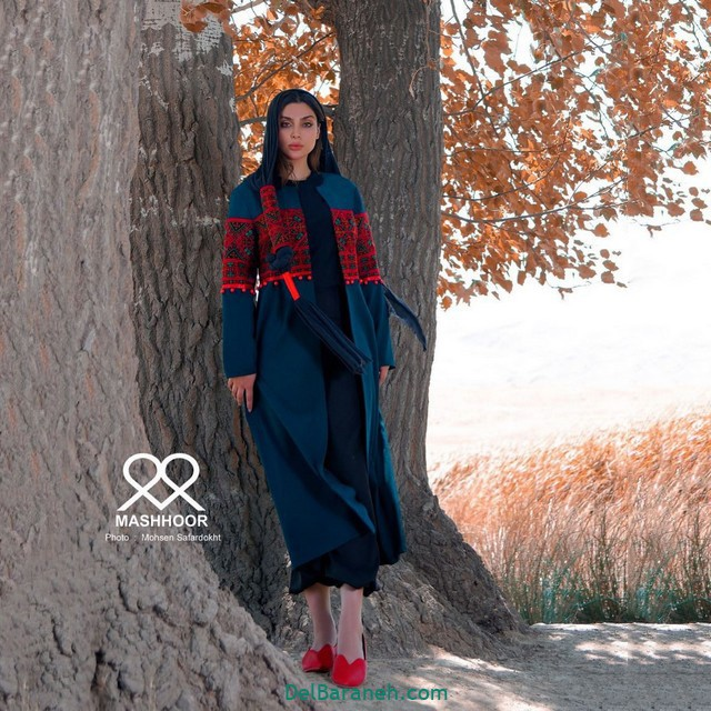 مدل مانتو عید (۴)