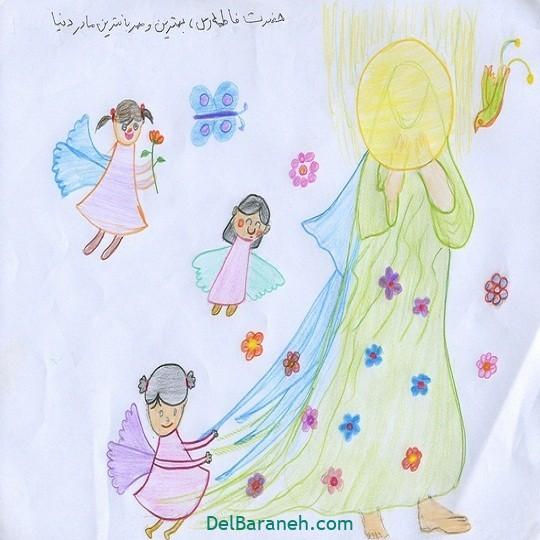نقاشی روز مادر (۳۲)