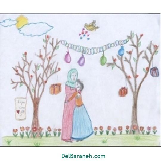نقاشی روز مادر (۴۳)