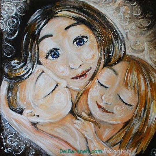 نقاشی روز مادر (۴۴)